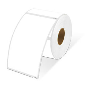 1 Roll Of 300 Large Ship Labels 30256 For Dymo Labelwriter 400 450 2 5 16 X 4