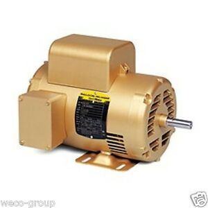 El11301 1 3 Hp 1740 Rpm New Baldor Electric Motor Old L1301