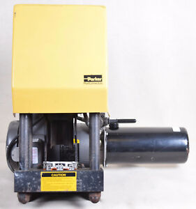 Parker Hydraulic Hose Crimper Serial Number 80c 0208 1 034 Free Shipping