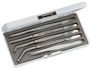 Facom 147 Set Of Tweezers 147 J7