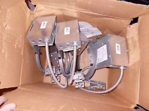 Wholesale Lot Electrical Light Fixtures New 67 Boxes
