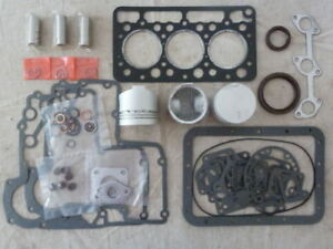 New Kubota D750 Engine Overhaul Kit Std
