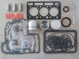 New Kubota B7100 Engine Overhaul Kit Std