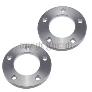 2 1 2 Billet Wheel Spacers 5x5 5x127 For Chevy Gmc 5 Lug Trucks