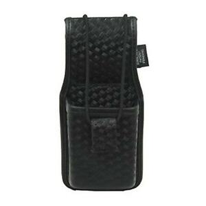 Bianchi 22113 Black Basketweave 7914s Accumold Elite Swivel Radio Holder
