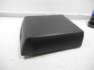 07 08 09 10 11 12 13 14 Ford Expedition Center Console Lid Arm Rest Black