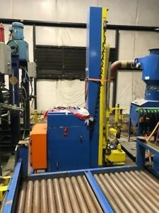 Used Poly tyzer Pallet Stretch Wrap System Radiant Engineering Co