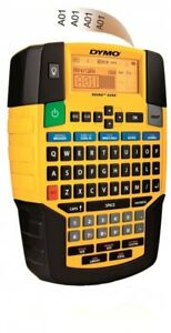 Home Industrial Tools Labeling Rhino 4200 Handheld Label Printer Free Shipping