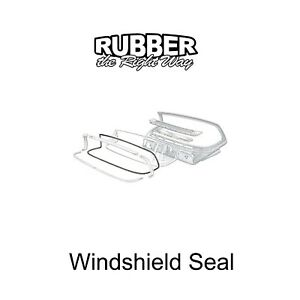 1957 1958 Ford Edsel Windshield Seal