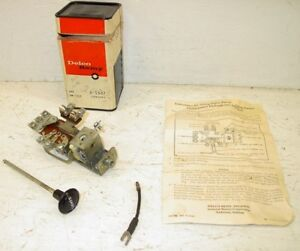 Nos 1940 1947 Chevrolet Chevy Special Master Deluxe Delco 6v Headlamp Switch