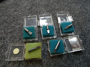 Lot Of 5 Dage Precision Bond Pull Shear Tester Replacement Tips