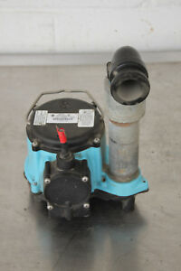 Little Giant 508158 8 cia Automatic Submersible Sump Pump 4 10hp 45gpm