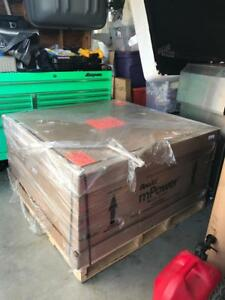 Anajet Mp5i Mpower Apparel Printer Dtg Direct To Garment Factory Refurbished