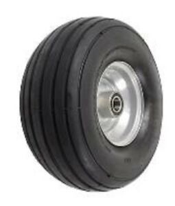 Hay Tedder Tire Wheel 15 X 6 00 6 6 Ply 25 Mm Bore Hub Length 3 18
