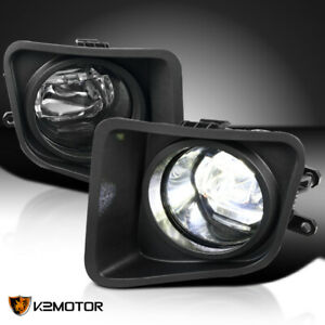 For 2014 2018 Tundra Super Bright Led Projector Bumper Driving Fog Lights Switch