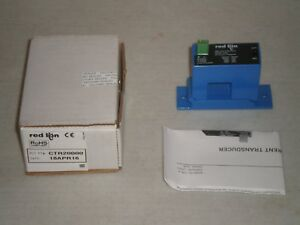 New Red Lion Ctr20000 Sc Current Transducer Ctr2 100 200 Amp Free Shipping