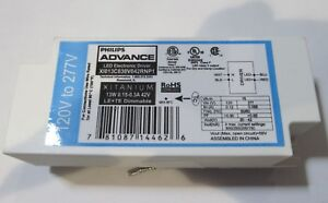 48 Philips Xitanium 13w Led Downlight Driver ballast Xi013c030v042rnp1 Dimmable
