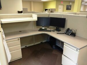 Used Office Cubicles Steelcase Avenir Cubicles 6x6