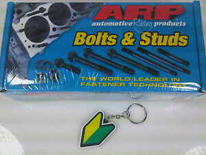 Arp B16 Vtec Head With B20b Bottom End Head Studs Head Stud Vtec 208 4306