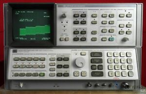 Hp Agilent Keysight 8566b Spectrum Analyzer 100hz To 22ghz