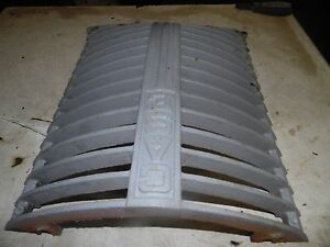 Case Dc Tractor Front Grill