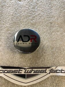 Adr Advanti Racing Chrome Pop In Wheel Rim Replacement Cover Cap 2 25