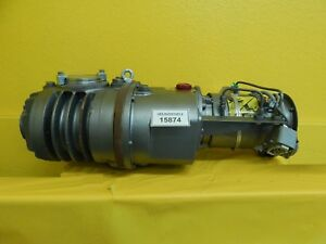 Qmb250 Edwards A301 86 905 Vacuum Pump Mechanical Booster 25 Mtorr Refurbished