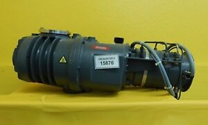 Qmb250 Edwards A301 86 905 Vacuum Pump Mechanical Booster 2 Mtorr Refurbished