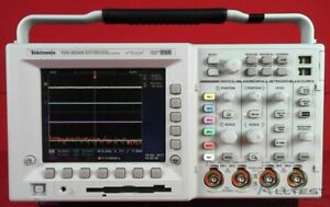 Tektronix Tds3054b Four Channel Digital Phosphor Oscilloscope 500 Mhz 5gs s