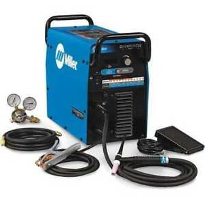 Tig Welder Diversion 180 Series 120 240vac Miller Electric 907627