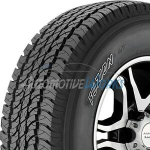 2 New 265 70 16 Fuzion A T All Terrain Tires 265 70 16