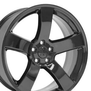 Oew Fits 20 Dodge Charger Wheels Gloss Black 20x8 Rims
