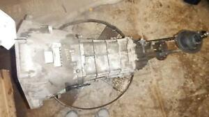 Ford Mustang Transmission Mt 5 Speed 4 6l 3v 05 06 17l1258