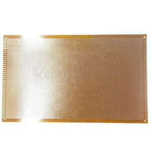 20 Pcs Breadboard Prototype Pcb 180mm X300mm 7280 Holes