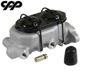 Cpp Corvette Style Aluminum 1 Bore Master Cylinder Manual Power Disc Drum Brake