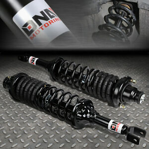 For 94 97 Honda Accord Suspension Rear Lh Rh Struts Coil Spring Shock Assembly