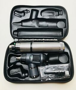 Welch Allyn Otoscope Set 25070 m With Macroview Otoscope Handle