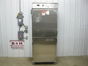 Bevles Convection Heated Warming Cabinet Hot Food Holding Warmer C882 ch8