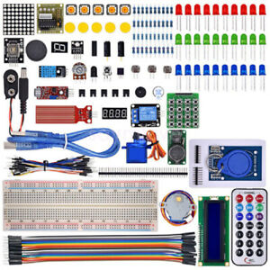 New Rfid Learning Starter Kit For Arduino Mega 2560 R3 Upgraded Version