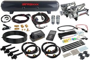 3h Airlift Performance Management 3 8 Air Line 580 Chrome Air Compressor