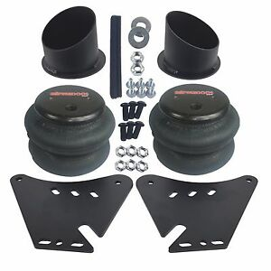 Front Air Suspension Bags Brackets For 1955 57 Chevy Passenger Bel Air 150 210
