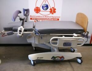 Stryker Ld304 Birthing Bed reconditioned
