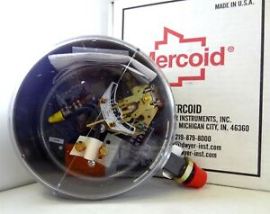 Dwyer Mercoid Series Stainless Steel Bourdon Tube Pressure Switch Da 521 2 15s