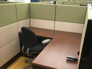 Used Office Cubicles Herman Miller Ethospace Cubicles 5x5 5