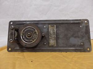 Square D 8991 Ato 9 Welder Timer Relay Assembly For Parts a6
