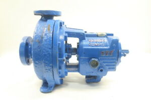 Goulds 3196 Sti I frame Iron Centrifugal Pump 1in X 1 5 8in