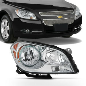 2008 2012 Chevy Malibu Headlight Headlamp Light Passenger Side 08 09 10 11 12