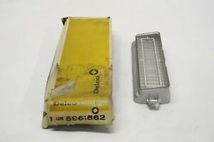 Nos 1971 Buick Lesabre Electra Front Turn Signal Parking Light Lens Gm 5961562