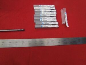 Ball End Mills Solid Carbide 10 8 5 Mm Long Reach Osg F 734