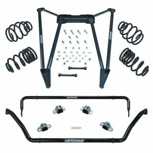 Hotchkis 80116 Suspension Kit Tvs Kit Track Pack Front And Rear
